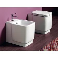 Keramik WC-Becken Flair wandbündig