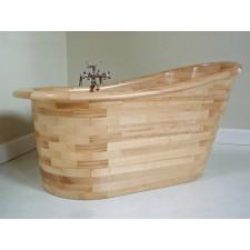 Freistehende Holz Badewanne Fortrose