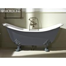 Freistehende Gusseisen Badewanne Antica Medium
