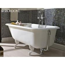 Freistehende Gusseisen Badewanne Neoclassica Medium