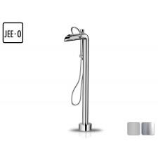 Freistehende Design Wannen -  Standarmatur Pure