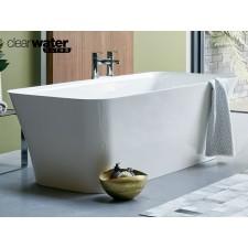 Freistehende Badewanne aus Clearstone Palermo Grande