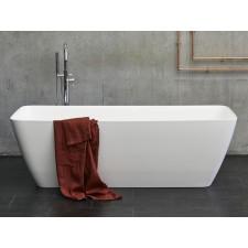 Freistehende Badewanne aus Natural Stone Vicenza Grande