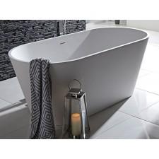 Freistehende Design Badewanne aus Mineralguss Stone