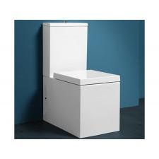 Keramik WC-Becken Frost mit aufgesetztem Spülkasten