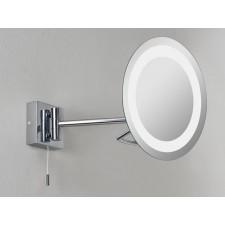 Design Kosmetik-Spiegel mit LED zur Wandmontage GE 1097
