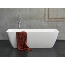 Freistehende Badewanne aus Clearstone Vicenza Petite