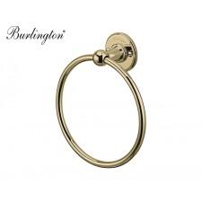 Retro Handtuchring Burlington Gold