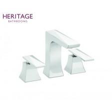 Design Dreiloch Wannenrandarmatur Hemsby
