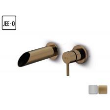 Design Wannen-/ Waschtischauslauf Pure Dark Gold