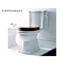 Keramik WC-Becken Retrò mit aufgesetztem Spülkasten
