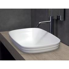 Keramik Design Aufsatz-Waschbecken Loom 2