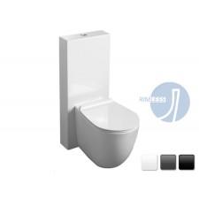 Keramik WC-Becken mit aufgesetztem Spülkasten Vibe
