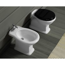 Nostalgie Keramik WC-Becken Latium