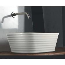 Keramik Design Aufsatz-Waschbecken Loom
