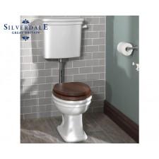 Nostalgie WC-Becken Loxley mit hängendem Spülkasten