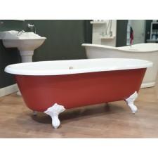 Freistehende Gusseisen Badewanne Middleton