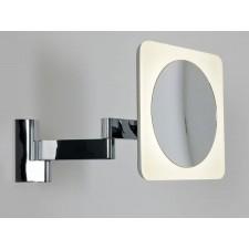 Design Kosmetik-Spiegel mit LED zur Wandmontage NISQ 1163