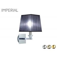 Nostalgie Badezimmer-Lampe Astoria Black