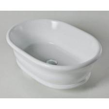 Mineralguss Aufsatz-Waschbecken Aurelius