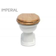 Nostalgie Keramik WC-Becken Bergier
