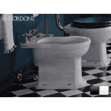 Keramik Bidet-Becken Neoclassica  Antik Retro Traditionell