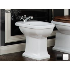 Keramik Bidet-Becken Romana Antik Retro Traditionell