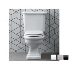 Keramik WC-Becken Paolina mit aufgesetztem Spülkasten