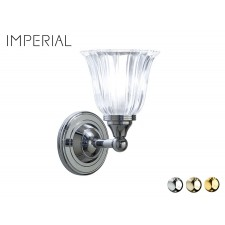Nostalgie Badezimmer-Lampe Classic Segovia
