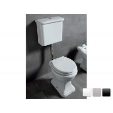 Keramik WC-Becken Paolina mit hängendem Spülkasten