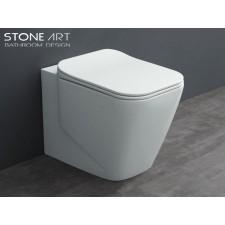 Mineralguss WC-Becken Kinsale