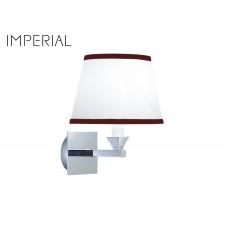 Nostalgie Badezimmer-Lampe Oxford Round