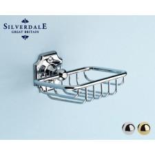 Nostalgie Seifenkorb Silverdale