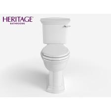 Nostalgie Keramik WC-Becken Blenheim mit aufgesetztem Spülkasten