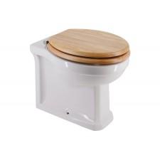 Keramik WC-Becken Holoway Wandbündig