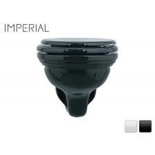 Nostalgie Keramik WC-Becken wandhängend Astoria Deco