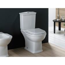 Keramik WC-Becken Washington mit aufgesetztem Spülkasten