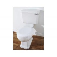 Keramik WC-Becken Hamilton mit aufgesetztem Spülkasten