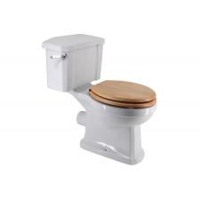 Keramik WC-Becken Holoway mit aufgesetztem Spülkasten