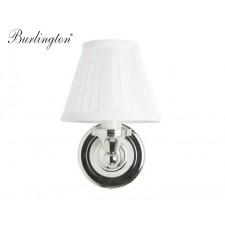 Nostalgie Badezimmer-Lampe White Pleat Straight Traditionell Antik Retro Nostalgie