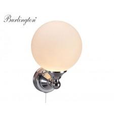 Nostalgie LED-Badezimmer-Lampe Edwardian Round Traditionell Antik Retro Nostalgie