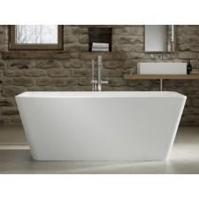 Freistehende Design Badewanne aus Mineralguss Orinoco