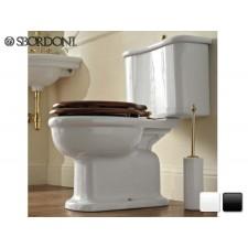 Keramik WC-Becken Palladio mit aufgesetztem Spülkasten Traditionell Antik Retro Nostalgie