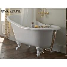 Freistehende Gusseisen Badewanne Palladio Medium