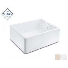 Shaws Keramik Küchenspüle Pendle