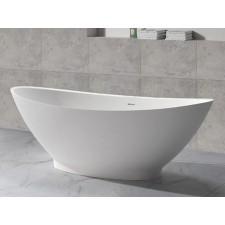 Freistehende Design Badewanne aus Mineralguss Peterborough