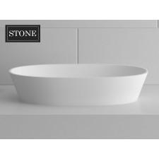 Design Mineralguss Aufsatz-Waschbecken Petite