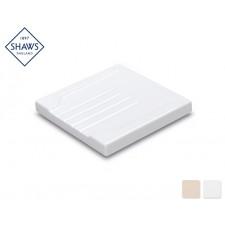Shaws Keramik Abtropfplatte Small