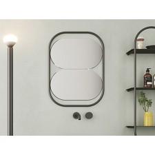 Design Badezimmer-Spiegel Wave Was02