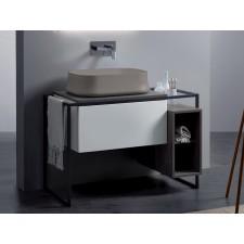 Design Unterbau Frame für Aufsatzwaschbecken